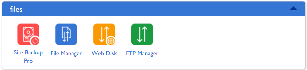 File Management at Bluehost